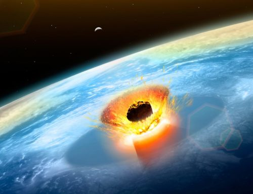Dinosaur-Killing Asteroid Impact Made Huge Dead Zones in Oceans