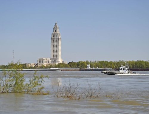All of Louisiana will be at some flood risk in spring, experts predict in new outlook