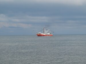 Trawler Working With Hypoxia